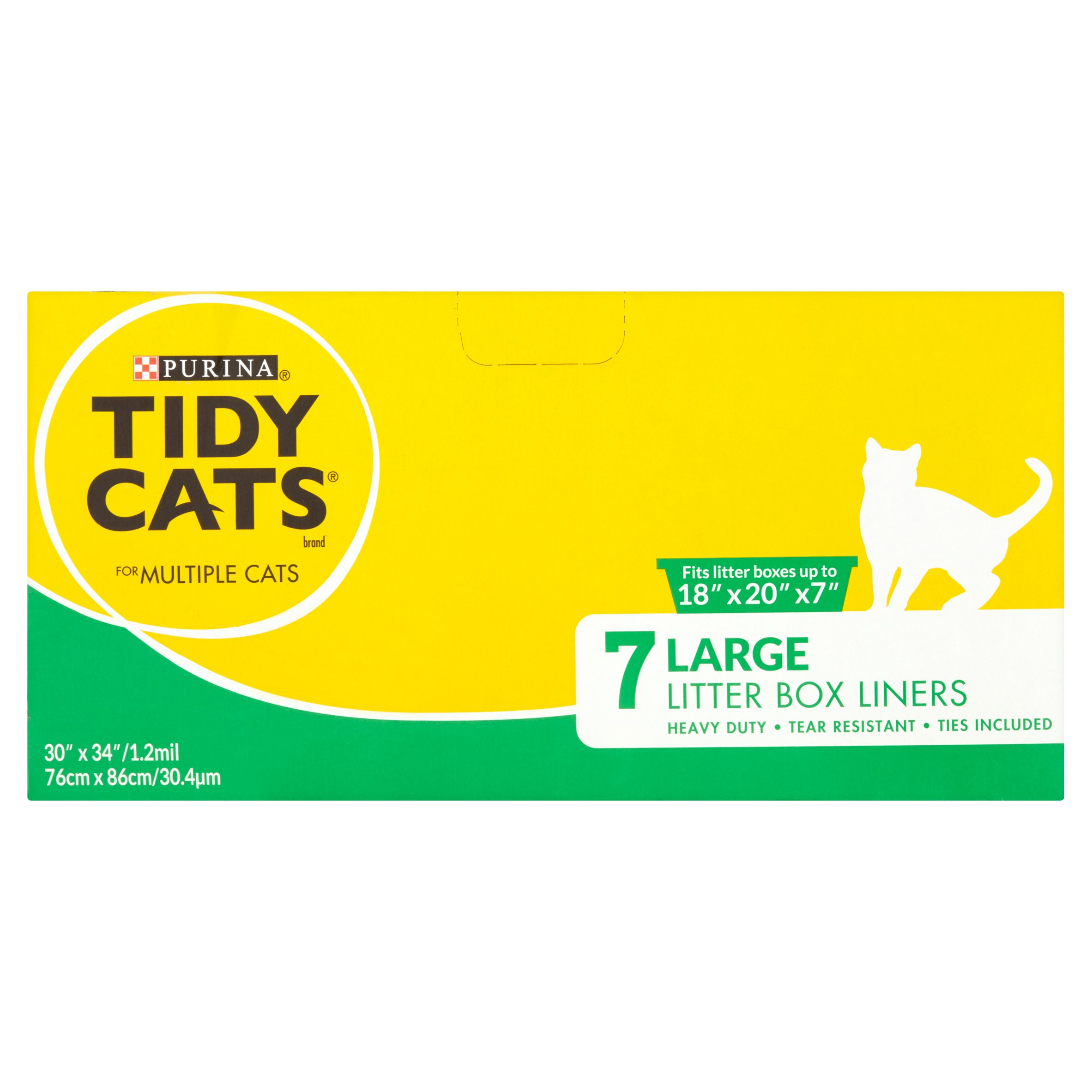 Purina Tidy Cats Large Litter Box Liners For Multiple Cats