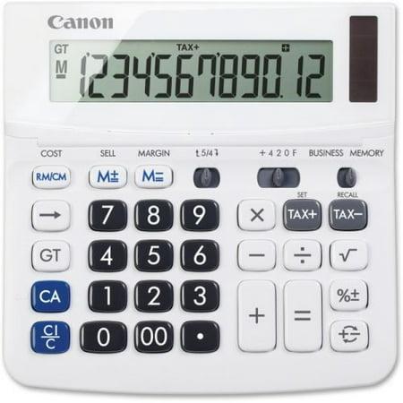 Canon 12-Digit Financial Desktop Calculator - image 1 de 1