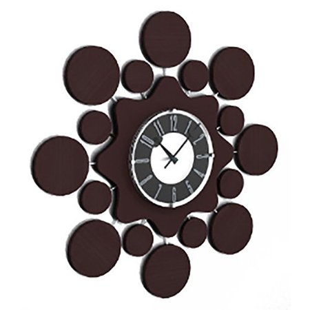 Mid Century Modern Decor - Mid Century Decor Modern Chic Wall Clock