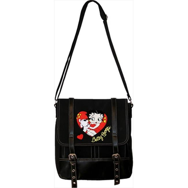 American Favorites MB-103 Betty Boop Messenger Bag