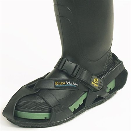 - IMPACTO H2O803BM Ergomates H2O Anti-Fatigue Overshoe - Medium, Work Boots Women 8-10, Men 7-9