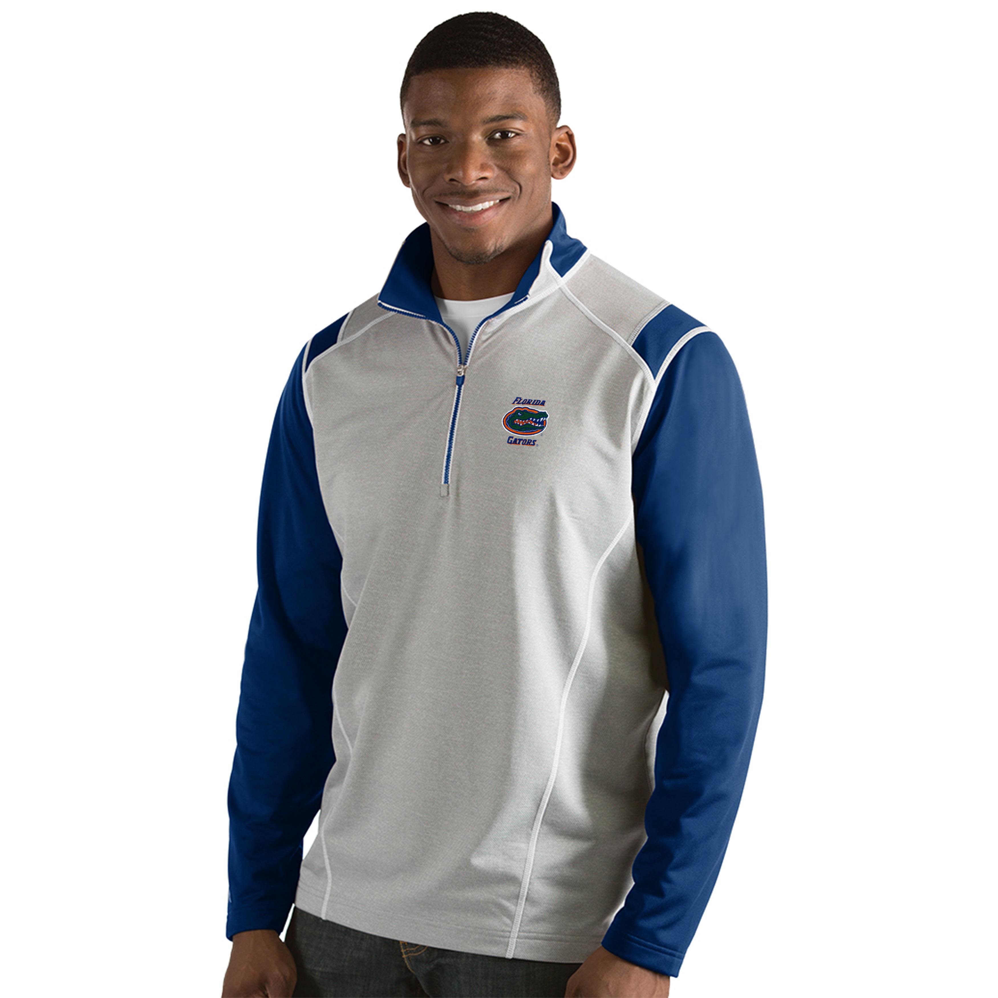 University of Florida Men's Automatic Half Zip Pullover