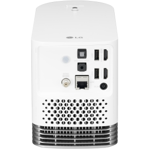 LG HF80JA Full HD Laser Smart Home Theater Projector by LG