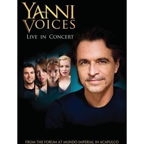 Yanni Voices: Live In Concert (Music DVD)