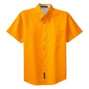 Port Authority Men's Button-Down Collar Shirt