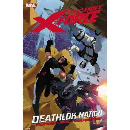 Uncanny X-Force 2: Deathlok Nation