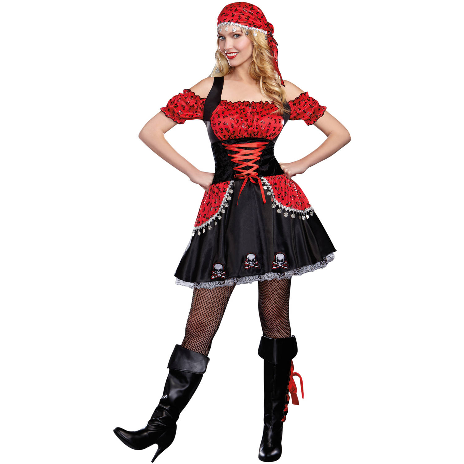 Pirate Beauty Women's Adult Halloween Costume