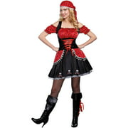 pirate beauty womens adult halloween costume - Beauty Halloween Costume