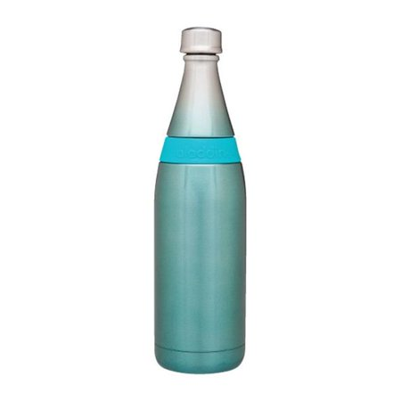 Aladdin 6503858 20 oz Lagoon Stainless Steel Fresco Twist & Go Insulated Water Bottle BPA Free - image 1 of 1
