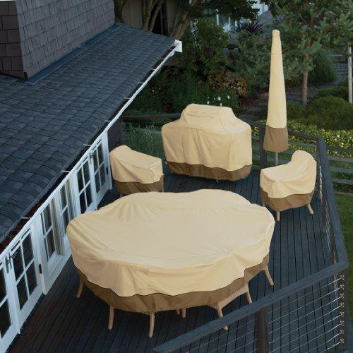 Classic Accessories 55-233-011501-00 Veranda Patio Bistro Table & Chair Set Cover - image 1 of 1