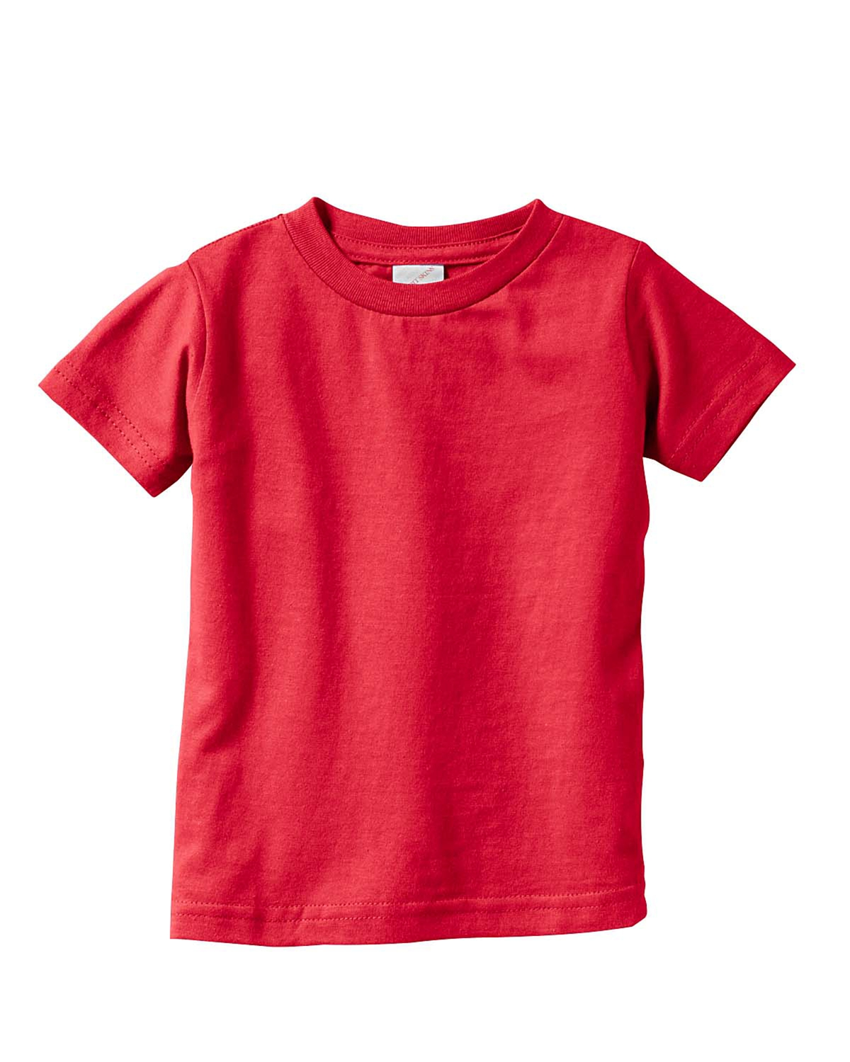 Rabbit Skins Infants4.5 oz. Fine Jersey T-Shirt-3322