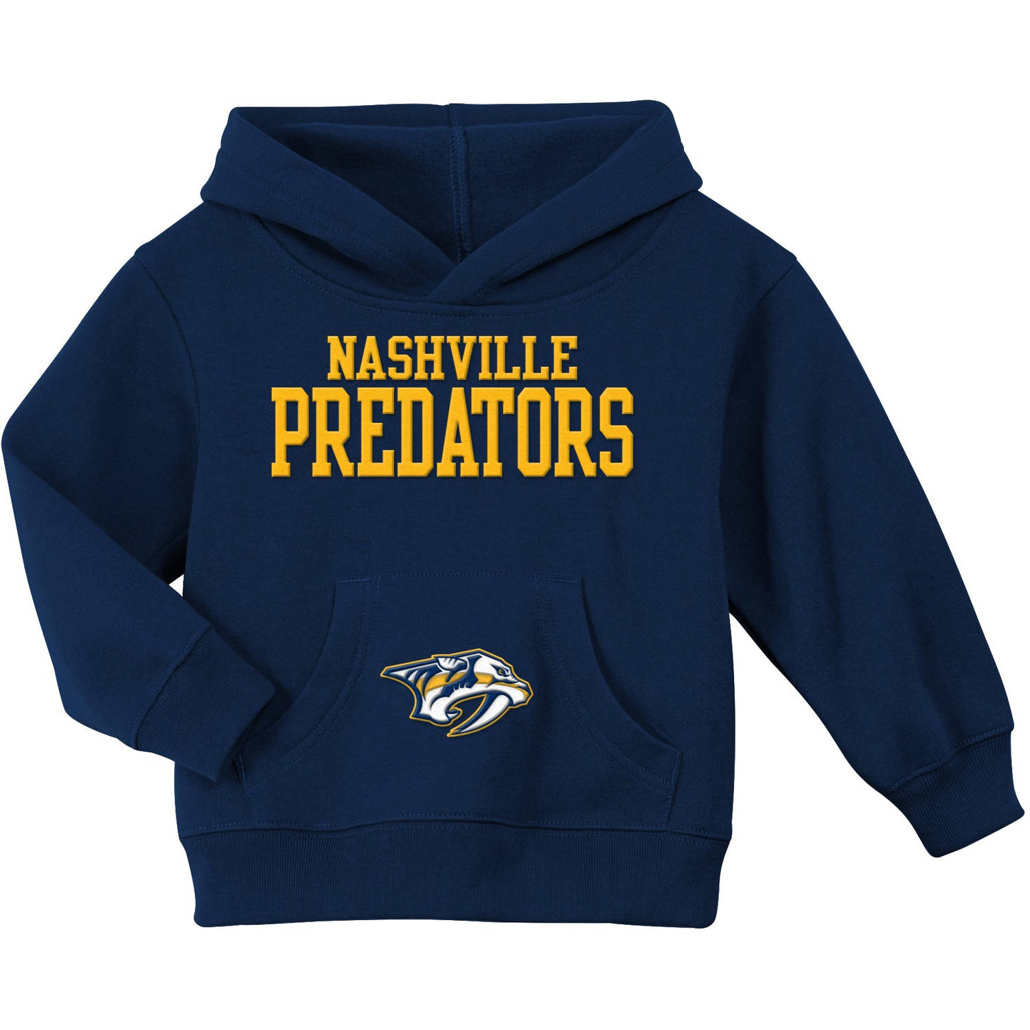 NHL Nashville Predators Toddler Team Fleece Hoodie