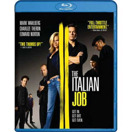 The Italian Job (Blu-ray) - Halloween Express Jobs