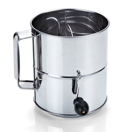 Cook N Home Cook N Home 8 Cup Flour Sifter by