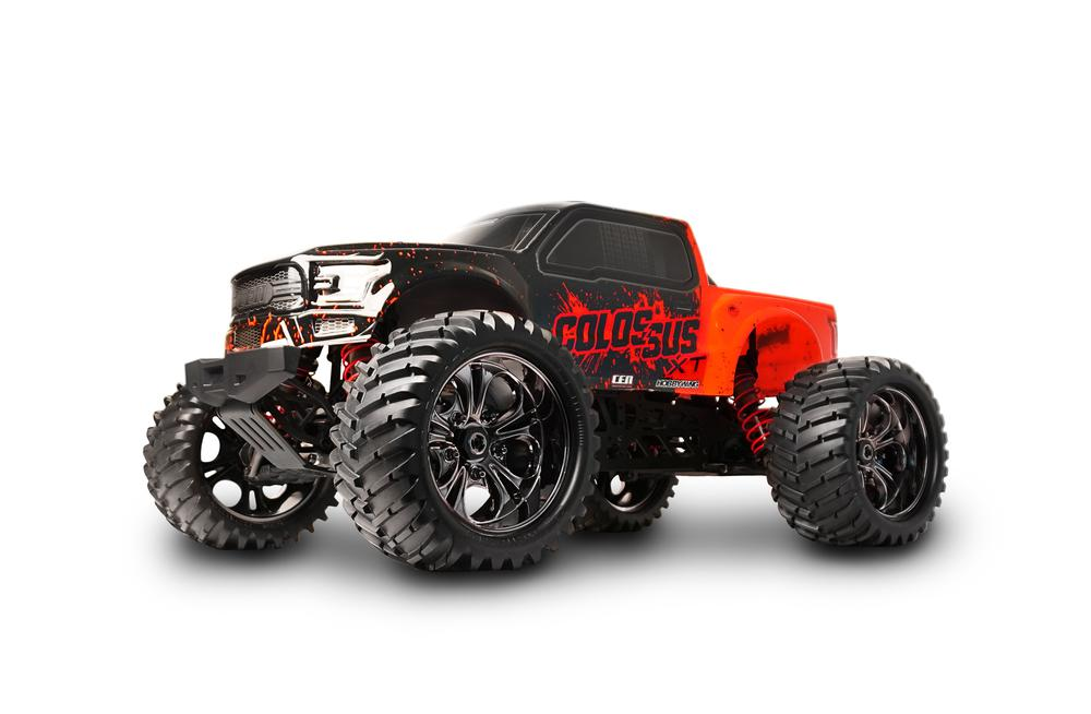 Cen Racing Ceg9519 Colossus Xt Mega Monster Truck Rtr Rc Cars & Trucks Truck by