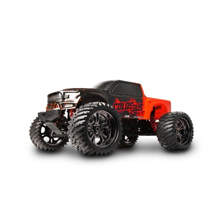Cen Racing Differential - Cen Racing Ceg9519 Colossus Xt Mega Monster Truck Rtr Rc Cars & Trucks Truck