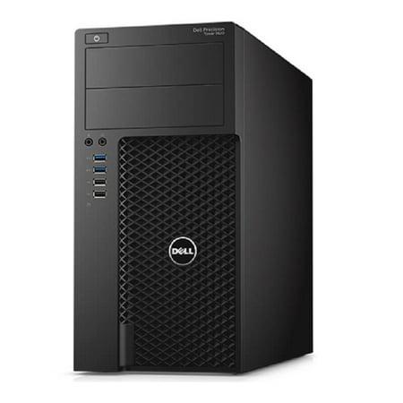 Refurbished Dell T1700 MT Workstation E3-1220v3 Quad Core 3.1Ghz 32GB 1TB K600 Win 7 Pro