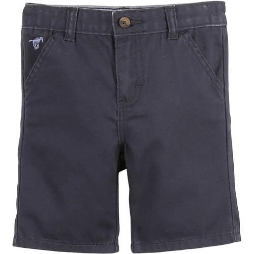 Generic Wrangler Toddler Boy Premium Belted Flat Front Short