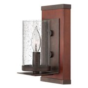 Fredrick Ramond Fr40200 1 Light Wall Sconce From The Jasper Collection - Rustic Iron