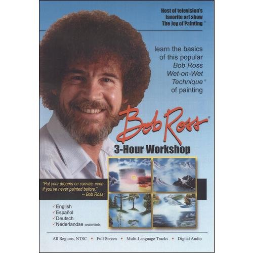 Bob Ross: The Joy Of Painting 3-Hour Workshop by Bayview/widowmaker