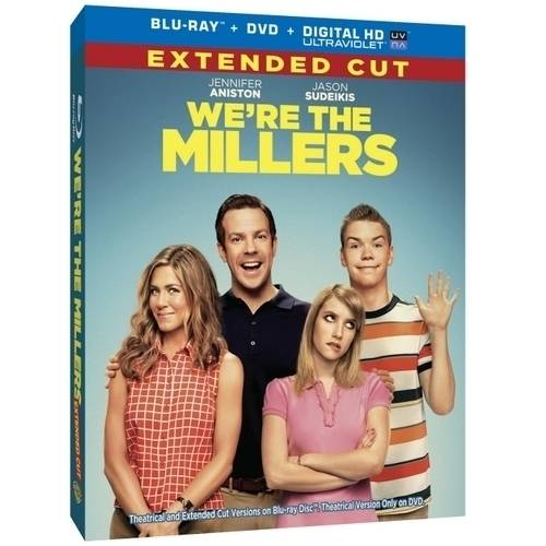 We're The Millers (Blu-ray + DVD + Digital HD With Ultraviolet) (With INSTAWATCH) (Widescreen)