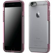 PureGear 11197VRP Apple iPhone 6/6s Slim Shell PRO Case, Clear/Pink