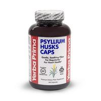 Yerba Prima Psyllium Husks 625Mg Veg Caps - 180 Ea