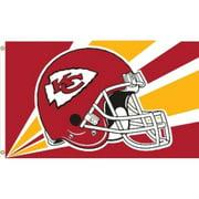 NFL Kanas City Chiefs 3' x 5' Flag
