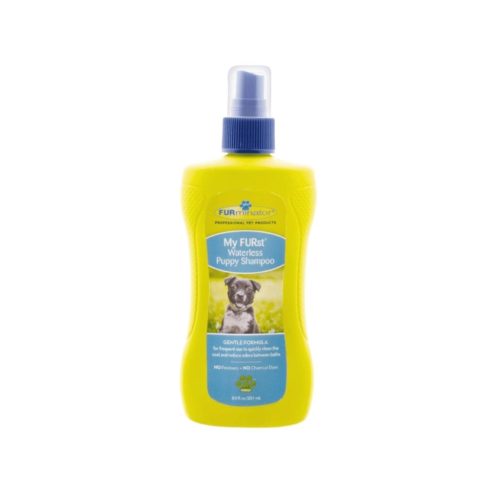 FURminator My FURst Waterless Puppy Shampoo 8.5 Ounces, Spray by Spectrum Brands