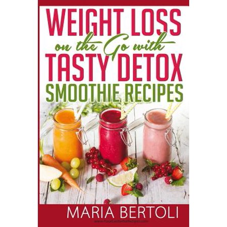 Weight Loss on the Go with Tasty Detox Smoothie