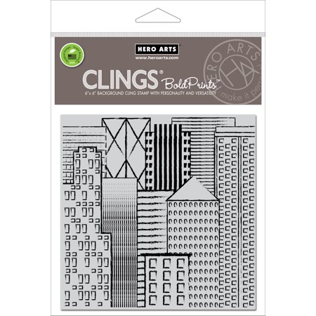 Hero Arts Cling Stamps 6