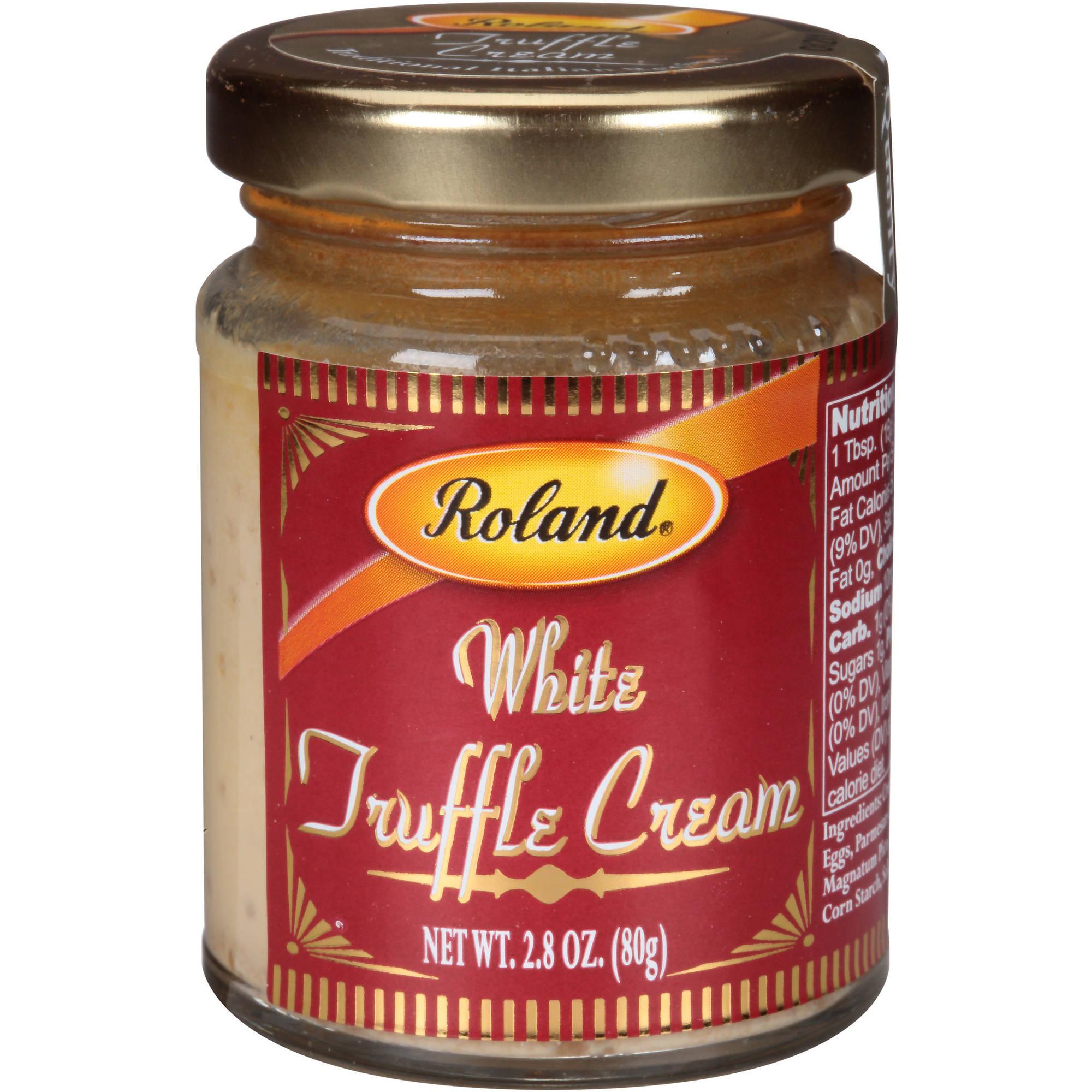 Roland White Truffle Cream, 2.8 oz