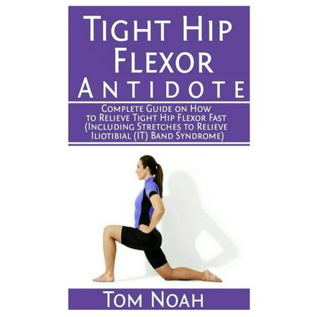 Tight Hip Flexor Antidote - eBook