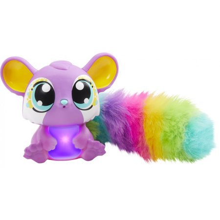 Lil' Gleemerz Babies, Purple, Mini Interactive Figure with Sounds