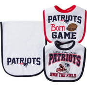 New England Patriots 8oz. Hand Care 3-Piece Set
