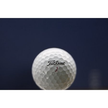 Exercise Ball Posture - LAMINATED POSTER Golf Balls Exercise Grass Golf Balls Sport Golf Poster Print 11 x 17