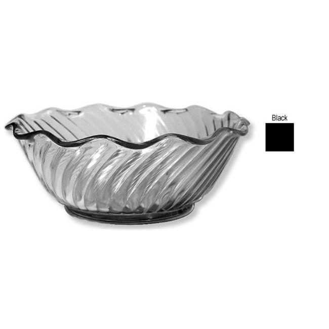 Gessner Products IW-0349-BK 13 oz.  Multi-Purpose Bowl- Case of 12