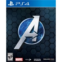 Marvel's Avengers, Square Enix, PlayStation 4, 662248922775