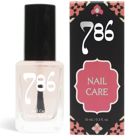 786 Cosmetics - Nail Rescue Primer, Strengthens Nails, Repairs Weak and Damaged Nails, Base Coat (Best Product To Strengthen Weak Nails)
