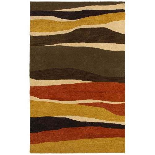 Rizzy Home PR8146 Pandora Hand-Tufted New Zealand Wool Rug