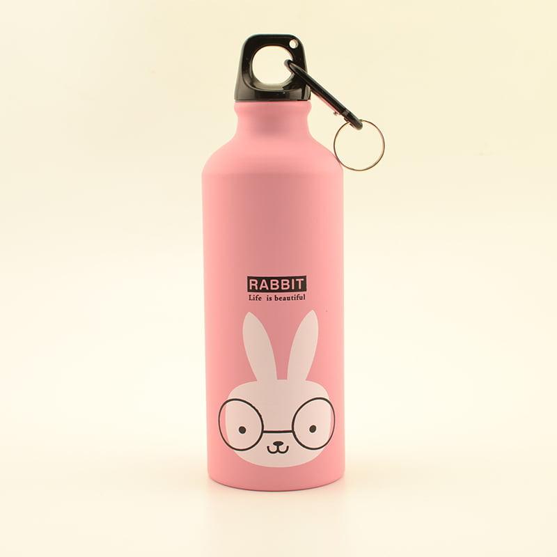 Child Kids Outdoor Camping Cute Animal Cartoon Sports Bottle Water Bottles 500ml
