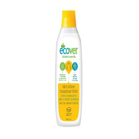 Ecover Fabric Softener - Sunny Day - Pack of 12 - 32 Fl Oz.