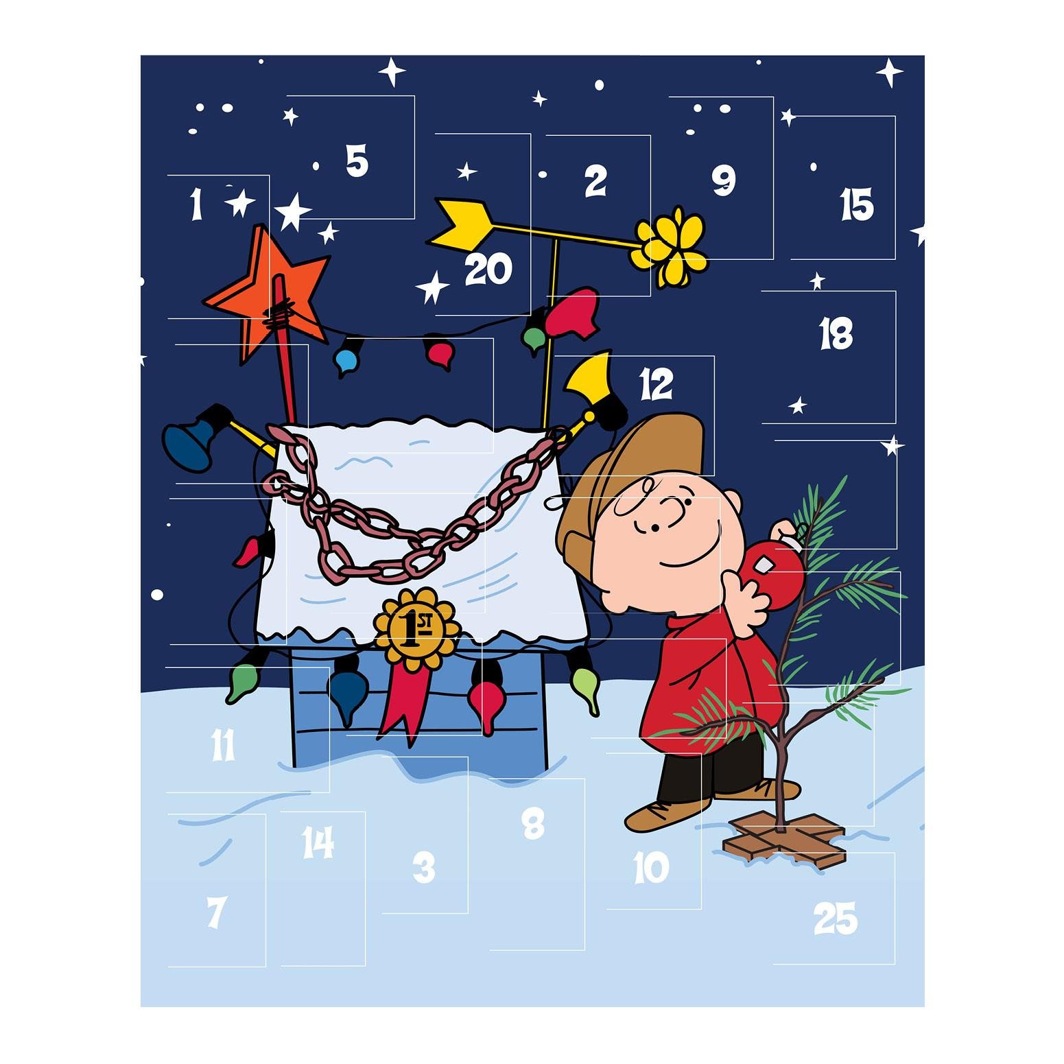 Peanuts Holiday Advent Calendar (Other)