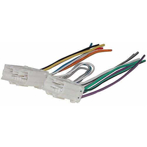 Scosche - 2000 Volvo S40 Speaker Wire Harness / Connector for Car Radio /  Stereo Installation, Vo04b - Walmart.com - Walmart.com | Volvo S40 Wiring Harness |  | Walmart