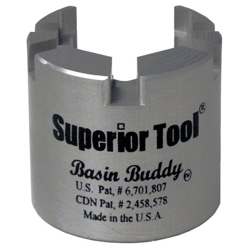 SUPERIOR TOOL 03825 Basin Buddy Faucet Nut Wrench