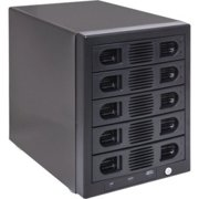 """Best External Raid Enclosures - 5 Bay Tool Less Tray Hot Swapable 2.5"""" Review"""