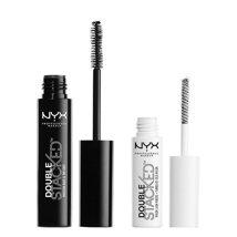 Mascara & Lashes: NYX Professional Makeup Double Stacked Mascara