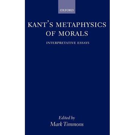 Metaphysics philosophy essay