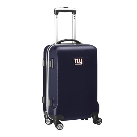 New York Giants 20u0022 8-Wheel Hardcase Spinner Carry-On - Navy