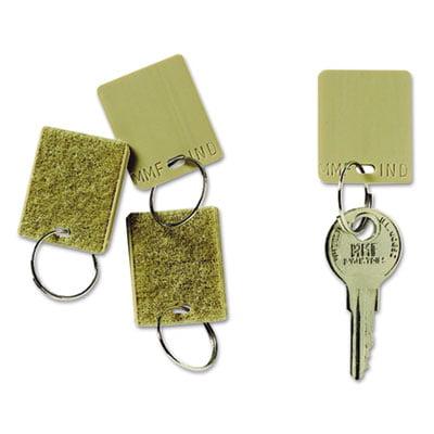 Hook & Loop Fastener Replacement Key Tag, 1 1 4\ by
